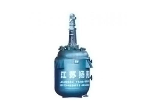 搪玻璃(li)閉式反應罐
